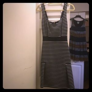 French Connection Navy Nautical dress